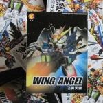 โมเดลกันดั้ม Wing Zero custom SD QY