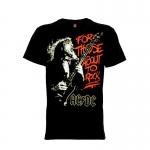 เสื้อยืด วง AC/DC แขนสั้น แขนยาว S M L XL XXL [5]