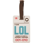 "Luggage Tag รุ่น Cyber Tag ""LOL"""