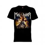 เสื้อยืด วง Manowar แขนสั้น แขนยาว S M L XL XXL [3]