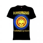 เสื้อยืด วง The Offspring แขนสั้น แขนยาว S M L XL XXL [1]