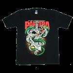 เสื้อยืด วง Pantera แขนสั้น สกรีนเฉพาะด้านหน้า สั่งได้ทุกขนาด S-XXL [NTS]