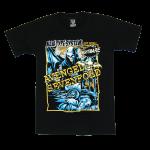 เสื้อยืด วง Avenged Sevenfold แขนสั้น แขนยาว S M L XL XXL [1]