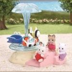 ซิลวาเนียน ม้าหมุน Sylvanian Families Seaside Merry-Go-Round