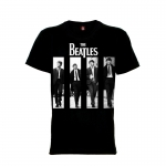 เสื้อยืด วง The Beatles แขนสั้น แขนยาว S M L XL XXL [11]