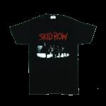 เสื้อยืด วง Skid Row แขนสั้น งาน Vintage ลายไม่ชัด ทุกขนาด S-XXL [Easyriders]