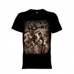เสื้อยืด วง My Chemical Romance แขนสั้น แขนยาว สั่งได้ทุกขนาด S-XXL [Rock Yeah]