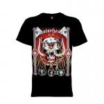 เสื้อยืด วง Motorhead แขนสั้น แขนยาว S M L XL XXL [3]