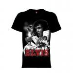 เสื้อยืด วง Elvis Presley แขนสั้น แขนยาว S M L XL XXL [8]