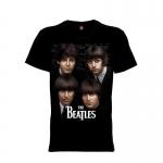 เสื้อยืด วง The Beatles แขนสั้น แขนยาว S M L XL XXL [12]