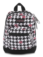 JanSport กระเป๋าเป้ รุ่น DISNEY RIGHT POUCH - DISNEYMINNIEWHITEHONDSTTH