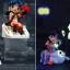 โมเดลอีวานเกเลี่ยนฐานเรืองแสงในที่มืด 4 แพค (Evangelian Neon Genesis) thumbnail 3