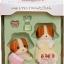 ซิลวาเนียน คู่แฝดชิฟฟ่อน-ท่านอน/คลาน (Sylvanian Families Chiffon Dog Twins) thumbnail 1