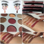 ( พรีออเดอร์ ) The burgundy Palette | Kyshadow thumbnail 1