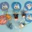 คล้องมือถือ/ห้อยกระเป๋าตุ๊กตาอ้าปากงับๆ ดีสนีย์ 5ชิ้น Micky-Minnie-Stitch-Donald-Pooh thumbnail 2
