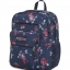 JanSport รุ่น BIG STUDENT - NAVY SWEET BLOSSOM thumbnail 3