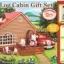 กระท่อมซิลวาเนียน กิฟท์เซ็ท เอ Sylvanian Families Log Cabin Gift Set A thumbnail 1