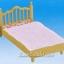 เตียงตุ๊กตาซิลวาเนียน (EU) Sylvanian Families Bed Set for Adult thumbnail 1