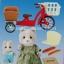 ซิลวาเนียน คุณแม่ปั่นจักรยาน (EU) Sylvanian Families Cycling with Mother thumbnail 2