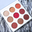 ( พรีออเดอร์ ) The burgundy Palette | Kyshadow thumbnail 2