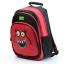 กระเป๋าเป้สำหรับเด็ก เสริมสร้างพัฒนาการ ฺBlackjack Monster - สีดำ-แดง thumbnail 2