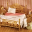 ซิลวาเนียน เตียงคู่สีทอง (UK) Sylvanian Families Luxury Brass Bed thumbnail 3