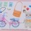 ซิลวาเนียน ชุดพี่สาวกวางปั่นจักรยาน (UK) Sylvanian Families Cycling Adventrue Set thumbnail 3