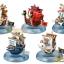 กองทัพเรือวันพีซ เบอร์ 4 (One Piece Wobbling Pirates Ship Collection) thumbnail 2