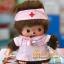 ตุ๊กตาเบบี้จิจิในชุดพยาบาล 5.5นิ้ว(Nurse Bebichhichi Girl) thumbnail 1