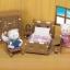 ซิลวาเนียน เฟอร์นิเจอร์ห้องนอน (UK) Sylvanian Families Bedroom Furniture Set thumbnail 2