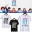 เสื้อยืดแขนสั้นเกาหลี GOT7 FLY TOUR CONCERT พิมพ์อักษรด้านหน้า มี4สี