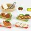 ซิลวาเนียน แซนด์วิชแสนอร่อย (EU) Sylvanian Families Scrumptious Sandwiches Set thumbnail 2