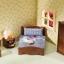 ซิลวาเนียน เฟอร์นิเจอร์ห้องนอนใหญ่ (EU) Sylvanian Families Master Bedroom Set thumbnail 1