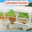 [SOLD OUT] ซิลวาเนียน รถเข็นขายไอศครีม (UK) Sylvanian Families Ice Cream Cart V5% thumbnail 1