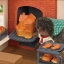 ซิลวาเนียน ร้านเบเกอรี่ (EU) Sylvanian Families Brick Oven Bakery thumbnail 4