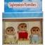 ซิลวาเนียน เบบี้แฝดเมียร์แคท 3 ตัว (UK) Sylvanian Families Meerkat Triplets thumbnail 1