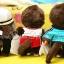 ตุ๊กตาลิงมอนจิจิรุ่นฉลอง 30 ปี ในชุดว่ายน้ำ 7 นิ้ว (30th Anniversary Monchhichi Plush) thumbnail 3