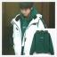 เสื้อฮู้ดแขนยาวเกาหลี TFBOYS แต่งลายอักษร มี3สี