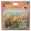 ครอบครัวซิลวาเนียนหมี 3 ตัว (EU) Sylvanian Families Bear Family thumbnail 1