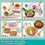รีเม้นท์ ชุดเครื่องครัวมายเมโลดี 8 แบบ Re-ment Sanrio Character My Melody Omotenashi Kitchen thumbnail 2