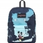 JanSport กระเป๋าเป้ รุ่น High Stakes - Disney Tree House Mickey thumbnail 1