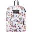 JanSport กระเป๋าเป้ รุ่น Superbreak - Disney Blooming Minnie thumbnail 1