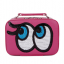 กระเป๋าเครื่องสำอาง big eyes mini สีบานเย็น thumbnail 1