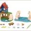 ซิลวาเนียน เกาะลับแล Sylvanian Families Secret Island Playhouse thumbnail 4