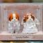 ซิลวาเนียน เบบี้หมาชิฟฟ่อนในชุดแต่งงาน (JP) Sylvanian Families Happy Wedding Set thumbnail 1