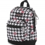 JanSport กระเป๋าเป้ รุ่น Right Pouch - Disney Minnie White Houndstooth thumbnail 2