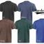 เสื้อยืดสีเขียว เนื้อซุปเปอร์ดาย SuperDry Green Round Neck Tshirt thumbnail 6