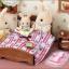 ซิลวาเนียน เตียงคู่ (EU) Sylvanian Families Semi-double Bed thumbnail 2