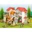 บ้านตุ๊กตาซิลวาเนียน Sylvanian Families City House with Lights thumbnail 1