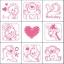 ตัวปั๊มฐานไม้จิ๋วหมีซูซี่พร้อมกล่อง (Suzy's Zoo Mini Stamper) thumbnail 2